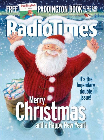 Christmas Radio.Christmas Radio Times And Other Tv Guides The Mince Pie