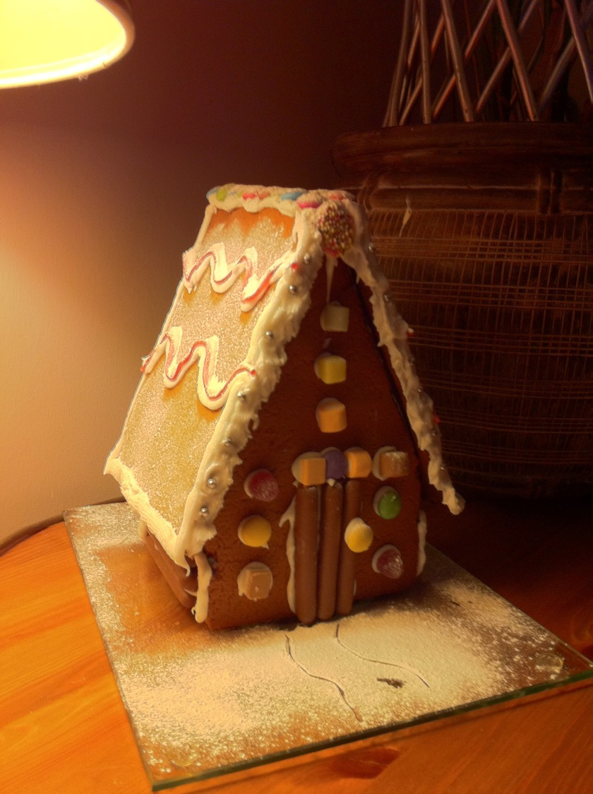 Gingerbread House - 1 (1)