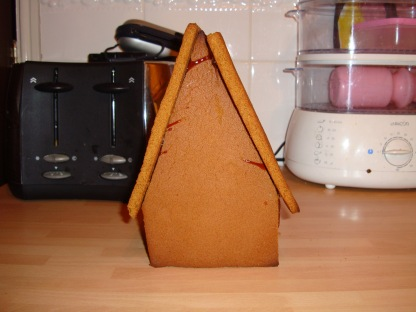 Gingerbread House - 23