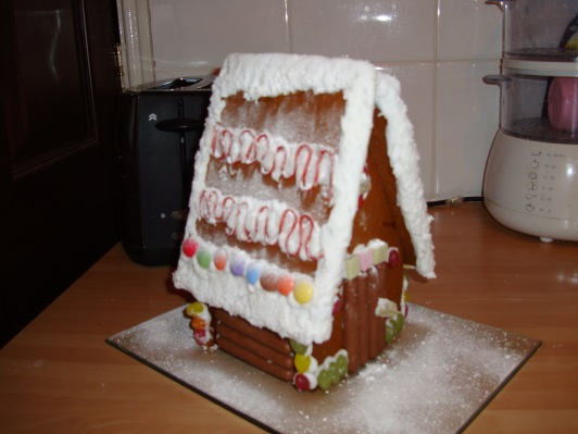 Gingerbread House - 27
