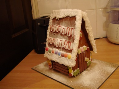 Gingerbread House - 28