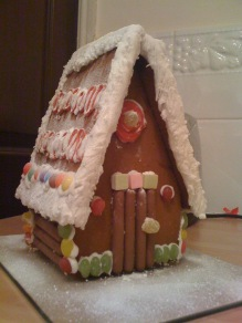 Gingerbread House - 29
