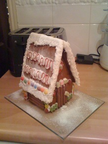 Gingerbread House - 30